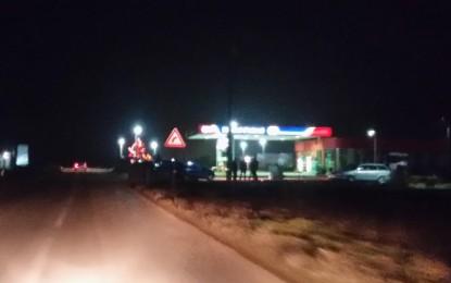 Plaçkitje me armë në pompën e benzinës Modeli Petrol në rrugën Viti-Kllokot