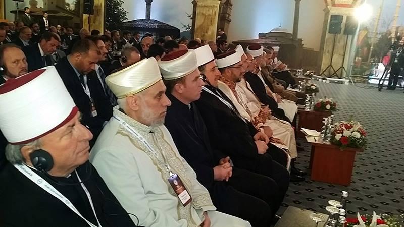 BFI e Maqedonisë merr pjesë në takimin e bashkësive islame të Ballkanit