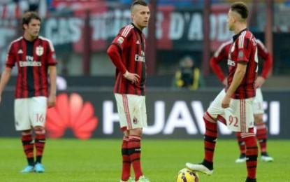Sassuolo kthen Milanin me këmbë në tokë