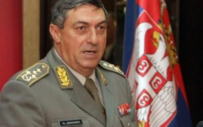 Kryeushtaraku serb Dikoviq dyshohet për masakrat në Rezallë e Çikatovë dhe për fshehje kufomash