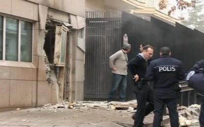 Turqi, një kamikaze shpërthen bombën në stacionin policor, 2 të plagosur