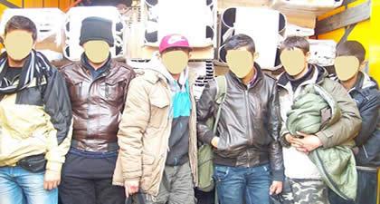 Kapen 9 emigrant ilegal në stacionin hekurudhor të Preshevës