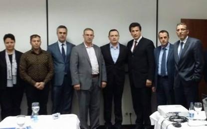 """Pajaziti panelist në Konferencën  Shkencore """" Liria e lëvizjes në Kosovë"""""""