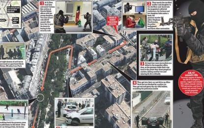 Detaje të reja rreth masakrës në Paris
