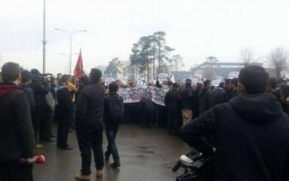Gjakovarët fillojnë protestën kundër Jabllanoviqit (Foto)