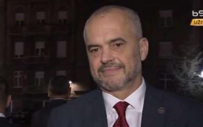 """""""Edi Rama"""" në emisionin më të shikuar serb /video/"""