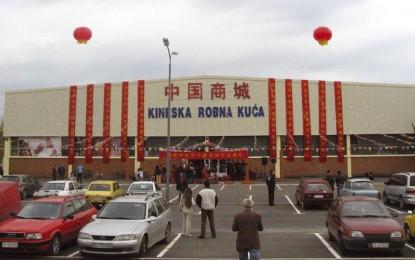 Tregtarët kinez po largohen nga Serbia