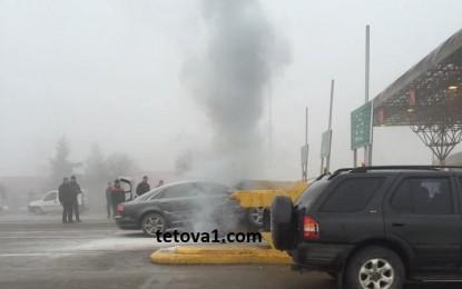 BDI: Aksidenti i Ahmetit, shoferi shmangi përplasjen me makinat e tjera
