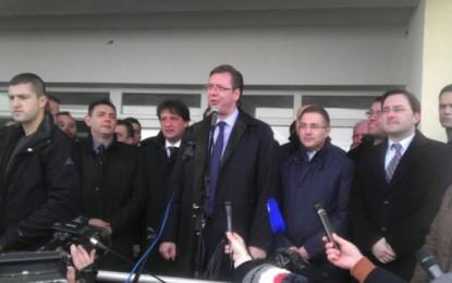 Vuçiq në Pasjan: Kosova është djepi i Serbisë