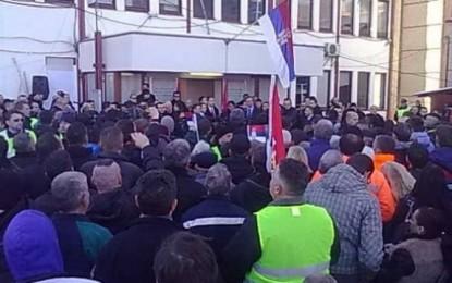 Vuçiq, serbëve: Mos e lëshoni Kosovën