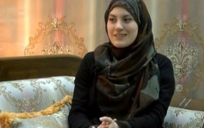 Kjo është një myslimane krenare nga Snezhana Nikoliq në Hurija(Video)