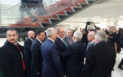 Samiti ekonomik në Bursa, pjesëmarrës edhe Kryetari Arifi