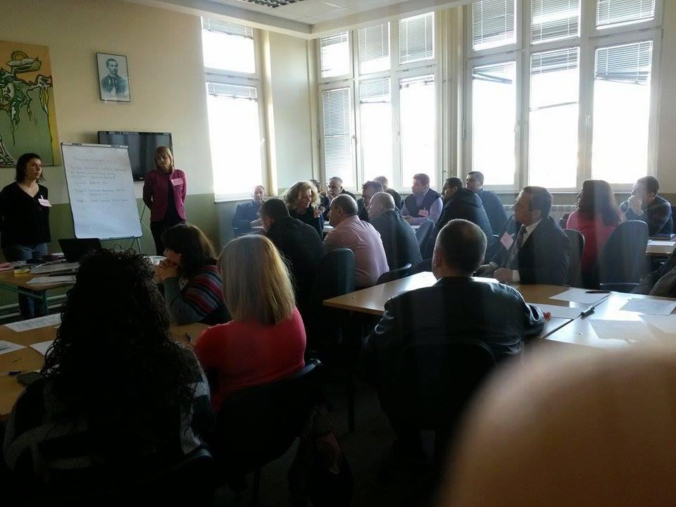 """Në Bujanoc mbahet seminari  """"Mësimi inkluziv-gjithpërfshirës në shkolla të mesme"""""""