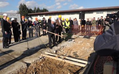 Në Bujanoc nis ndërtimi i objektit të shkollimit të lartë universitarë