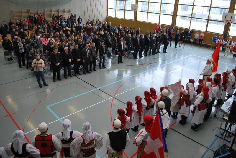 Në Winterthur u kremtua 7-vjetori i pavarësisë së Kosovës