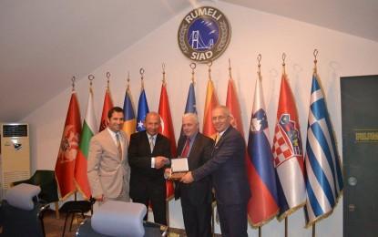 """Kryetari Arifi ftohet në Forumin Ndërkombëtar të Ekonomisë """"RUMELISIAD 2015"""""""