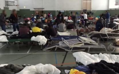 Azilkërkuesit kosovarë në Gjermani, frikë nga infeksionet (Foto)