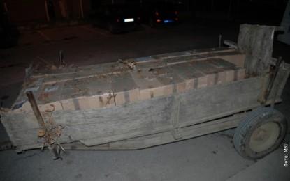 Në Preshevë konfiskohen cigare  të transportuara nga Maqedonia