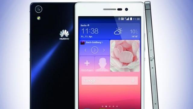 Rrjedhin detajet e Huawei P8