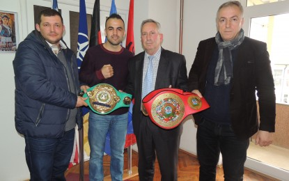 Musliu: Isufi Ambasador i Luginës së Preshevës