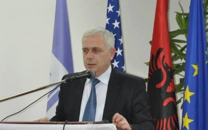 Arifi: «Nyja e lëmshit politik në Luginë do të zgjidhet kur Shqipëria dhe Kosova të bëhen pjesë e BE-së»