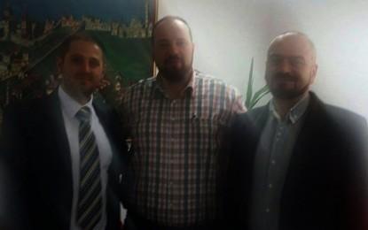 Granit  Kamberi, në komisionin zgjedhor  të Bashkësisë i Islame të Serbisë