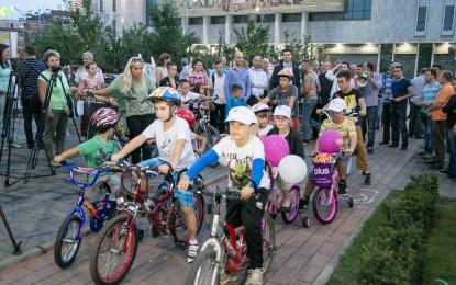 Kumanovë:Gara e 5-të ndërkombëtare në ciklizëm pjesmarrëse dhe Lugina(Video)
