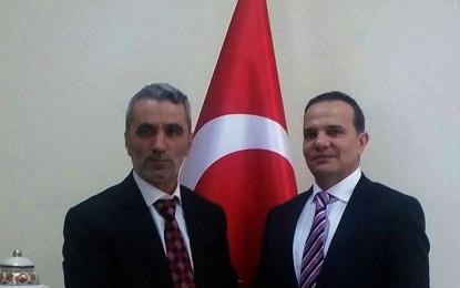 Myftiu  i BIPBM-së takon ambasadorin e Turqisë në Beograd