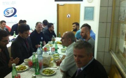 QSA organizoi iftarin e solidaritetit
