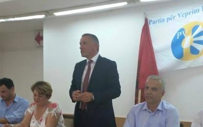 Shaip Kamberi rizgjidhet  kryetar i degës së  Partisë për Veprim Demokratik (PVD) në Bujanoc
