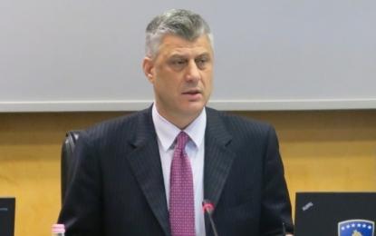 Thaçi: Themelimi i Speciales nga OKB, me pasoja të mëdha për Kosovën