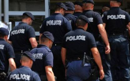 Prishtinë: I bën për spital policët