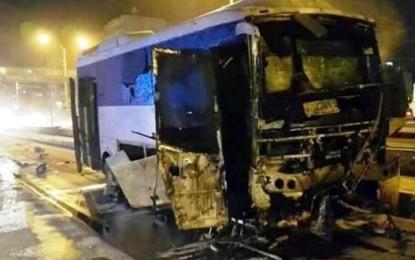 Shpërthen mina në një autobus, të paktën 25 të plagosur në Turqi (FOTO/VIDEO)