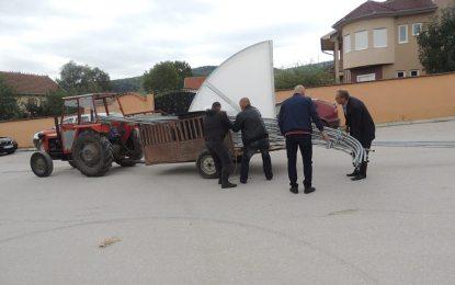 Bujanoc: Fillon ndarja e serrave për  prodhimtarinë bujqësore(Video+foto)
