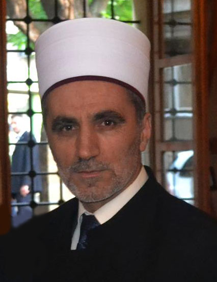 Urimi i kreut të BIPBM-së, H. Nexhmedin ef. Saqipi, me rastin e vitit të ri Hixhri 1437