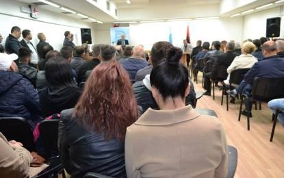 Partia Demokratike  zgjedh kryesinë e re në nëndegën e  saj  në Bujanoc (foto)