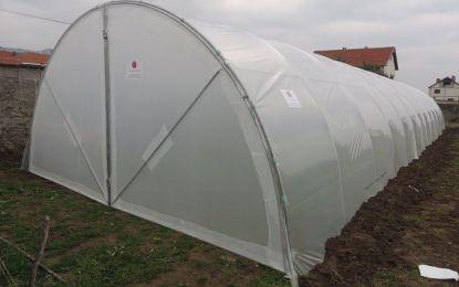Bujanoc: Montohen serat për prodhimtaritë  bujqësore donacion nga TIKA (Foto )