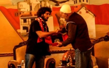Ballisti merr një çmim në Prekazin legjendar (Foto)