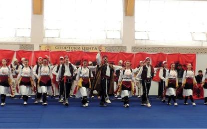 """(Video )SPECIALE: Në Bujanoc  me ansamblin """"Shota"""" shënohet 28 Nëntori"""