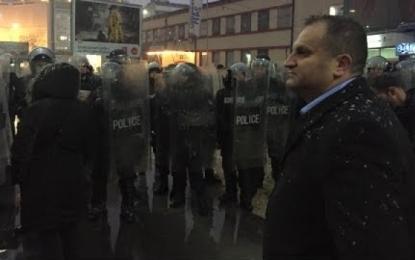 Ahmeti: Dje pashë edhe policë të mërzitur