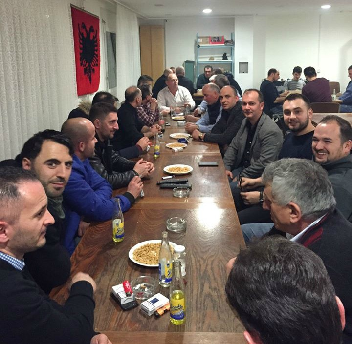 """Mërgimtarët e Tërnocit  ndihmojnë Klubin e Boksit """"Tërnoci"""""""