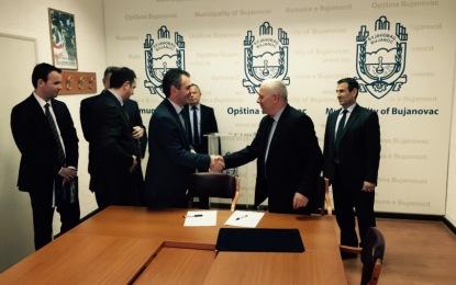 Zëvendës kryeministri i Republikës së Kosovës  Kujtim Shala takoi  kryetarin Arifi