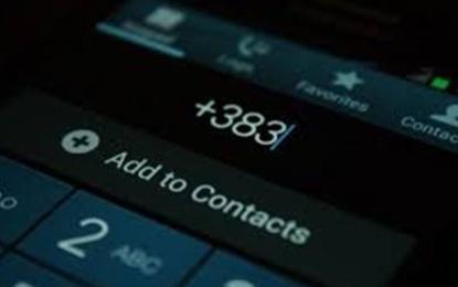Kodi telefonik 383, ulë çmimet e shërbimeve