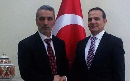 Myftiu Nexhmedin ef. Saqipi, ngushëllon ambasadorin e Turqisë në Beograd