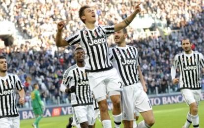 Juventus lë pas Interin, dy pikë larg kreut