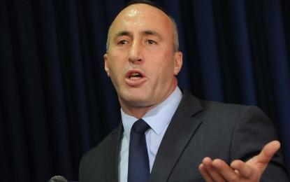 """Haradinaj: Pushtetin e ka kapluar paniku, """"God bless USA"""""""