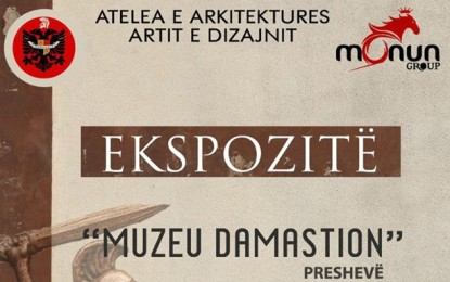 "Ekspozitë ""Muzeu Damastion"""