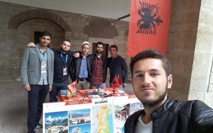 Turqi: Shqiptarët në takimin e 9 ndërkombëtar të studentëve