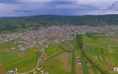 Intermeco:Tërnoci nga droni(video)