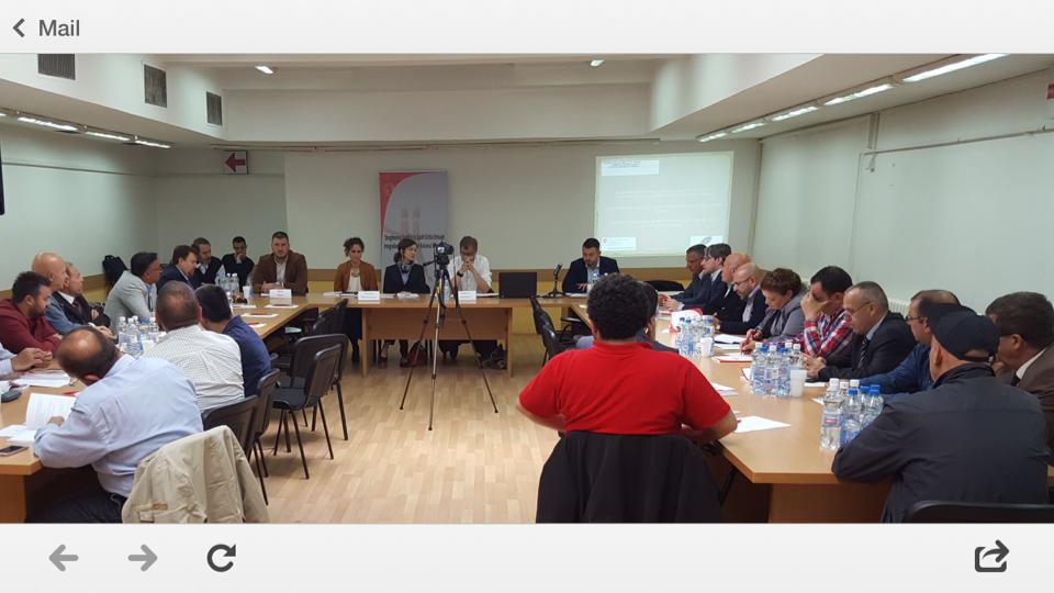 KDNJ: Forcimi i stabilitetit në Luginë të Preshevës bëhet  përmes integrimit të  shqiptarëve